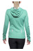 Prana Paisley Jacket Women sea green